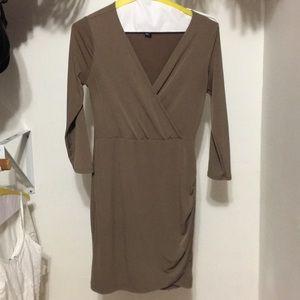 3/4 stretchy dress